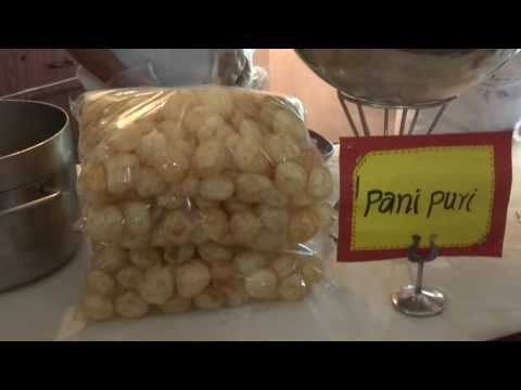 Indian Street Food By CCCFP@CAI-2016