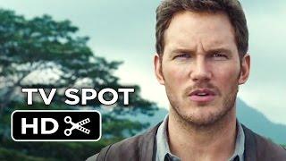 Jurassic World TV SPOT - The Park Is Open (2015) - Chris Pratt, Bryce Dallas Howard Movie HD