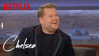 Video James Corden (Full Interview) | Chelsea | Netflix MP3, 3GP, MP4, WEBM, AVI, FLV Mei 2018