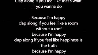 Pharrell Williams Happy Parole
