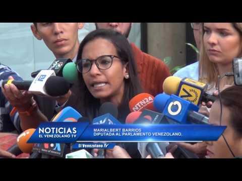 Emisión Estelar de Noticias El Venezolano TV con @marciasusanatv y @EVillalobosTV 17-04-2017 Seg. 02