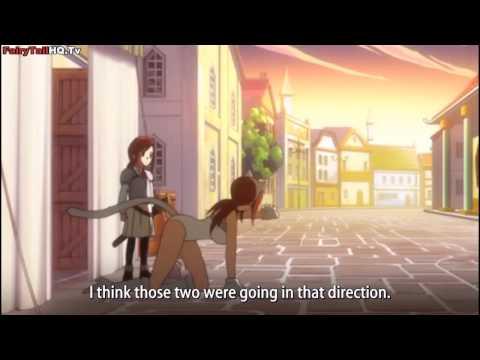 Erza meets Erza - Fairy Tail (видео)