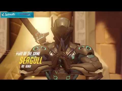 1分37秒絕殺阿努比斯!! seagull源氏再發揮!!