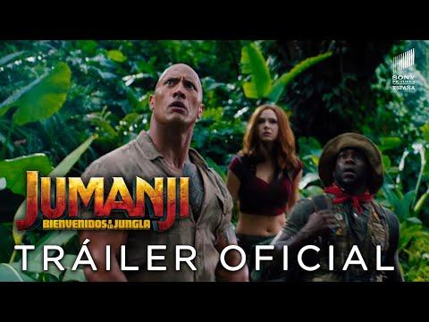 Jumanji: Bienvenidos a la Jungla - Tráiler Oficial #2 HD en español?>