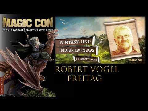 MagicCon (2018) Freitag Panel Robert Vogel