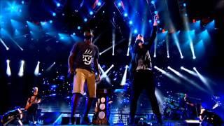 Video The Script ft. Tinie Tempah - Written in The Stars (Live at the Aviva Stadium) HD MP3, 3GP, MP4, WEBM, AVI, FLV April 2018