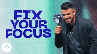 Nonton Fix Your Focus | The Other Half | Pastor Steven Furtick Film Subtitle Indonesia Streaming Movie Download
