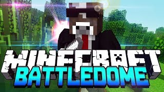 Minecraft BATTLE DOME - Master of Survival w/ Bajan Canadian, JeromeASF, and More (Part 2 of 2)