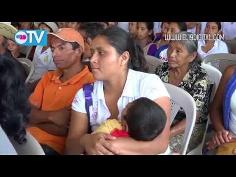 Inauguración del área de fisioterapia Policlínico Trinidad Guevara