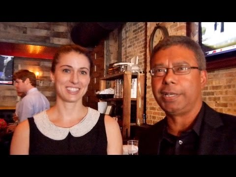 Meet K2's Alison and Rafael at Stout in River North