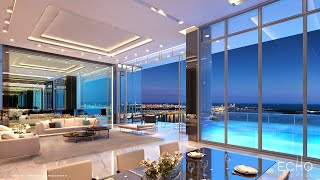 Discover the top ten most expensive penthouses in the world. Can we be there someday?Subscribe for more: http://goo.gl/eufyA8Source: http://goo.gl/chZAVx------TOP 10 EXPENSIVE PENTHOUSES------#10 - Old Trees Penthouse - $8 Million#9 -  Quintessential's Penthouse - $10.9 Million#8 - Saint Petersburg's Penthouse - $15 Million#7 - Spencer Condominium - $29.5 Million#6 - Sydney Harbor Front Penthouse - $30 Million#5 - One 57 Penthouse - $90 Million#4 - City Spire Penthouse - $100 Million#3 - Pierre Hotel Penthouse - $125 Million#2 - Hyde Park Penthouse - $200 Million#1 - Monaco's Tour Odeon Penthouse - $387 Millionexpensive houses in the world, top 10
