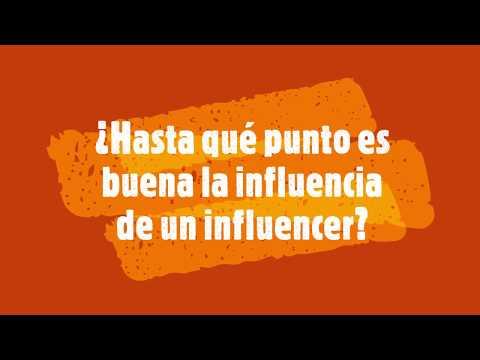 ¿Hasta que punto es buena la influencia de un influencer?