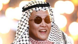 PSY - GENTLEMAN Arab Parody M/V
