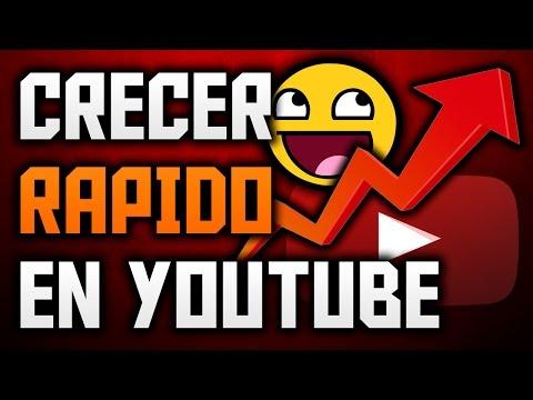 Cómo Crecer En YouTube Rápido Si Empiezas de Cero