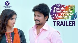 Video Yenda Thalaiyila Yenna Vekkala Official Trailer | Azhar | Sanchita | Yogi babu | Vignesh Karthik MP3, 3GP, MP4, WEBM, AVI, FLV Maret 2018