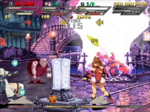 Guilty Gear Isuka: Gameplay