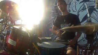 Sagittari - Viking - M/M - ( Drum cam GoPro)