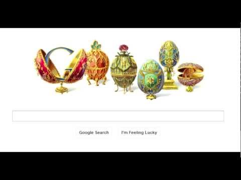 Peter Carl Faberge Google Doodle – Audio Commentary
