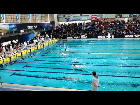 רימי ורואד קצרו 6 מדליות באליפות הארץ בשחייה