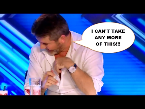 Funny Auditions: When Judges Have To Turn Around - To Laugh!