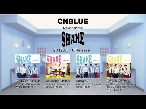 11th single「SHAKE」全曲ダイジェスト