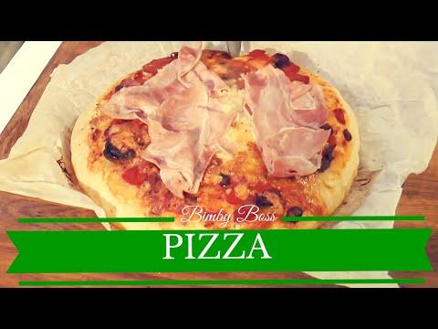 bimby - pizza e preparazione impasto!