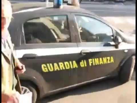 Sanremo, blitz della Guardia di Finanza in Comune