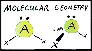 Molecular Geometry Versus Electron Pair Geometry