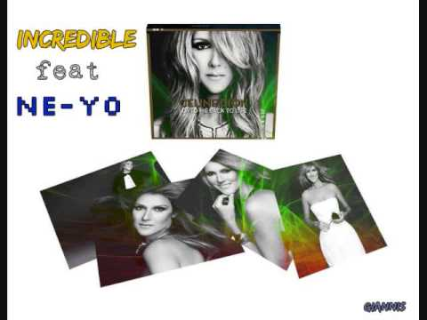 Celine Dion - Incredible Feat Ne-Yo   Full Song 2013 