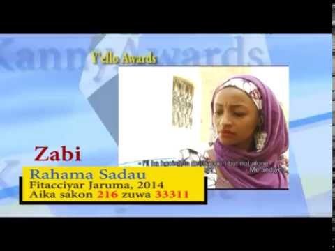 Best Actress | RAHAMA SADAU hausa