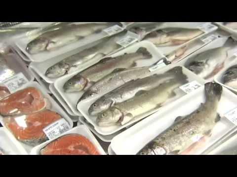 Farmed in the EU : Aquaculture