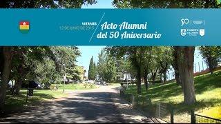50 aniversario. Acto Alumni.