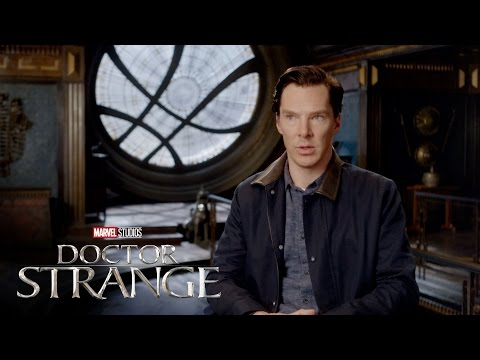 Doctor Strange (Featurette 'Inside the Magic')