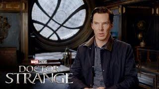 VIDEO: Inside the Magic – Marvel's DOCTOR STRANGE – Featurette