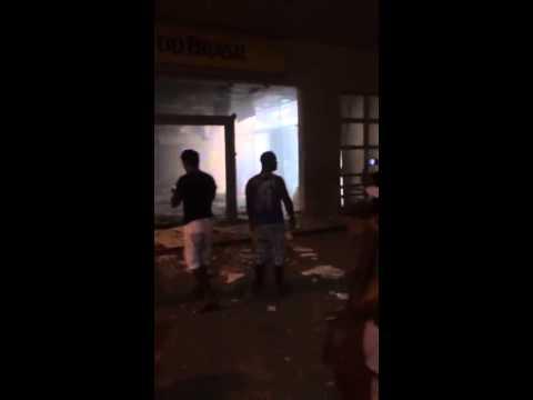 O assalto ao banco em Inhambupe