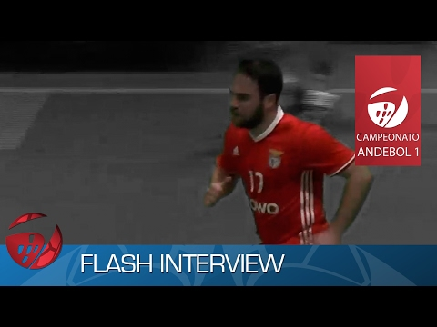 Flash Interview Boa Hora - Benfica