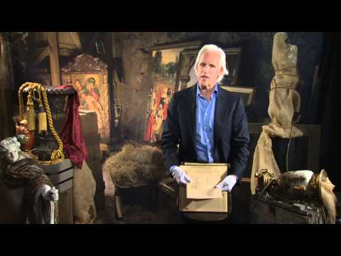 The Monuments Men: Author Robert Edsel Official Movie Interview