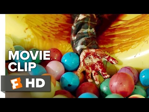 Clown Movie CLIP - Play Place (2016) - Peter Stormare, Laura Allen Movie HD