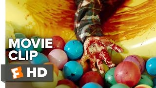 Clown Movie Clip   Play Place  2016    Peter Stormare  Laura Allen Movie Hd