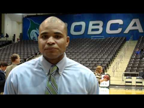 Head Coach Maurice Smith after Newberry Win 12/29
