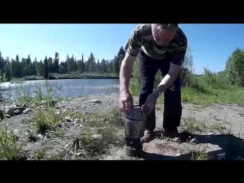 видео рыбалка на нижней терси