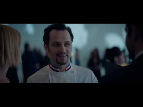 Montgomery Reece - Matthew Rhys in Burnt