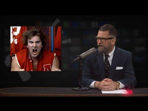"Gavin McInnes: ""Date-raping jocks"" don't exist (видео)"