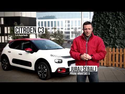 Test Citroen C3 by Juraj Šebalj i klinci