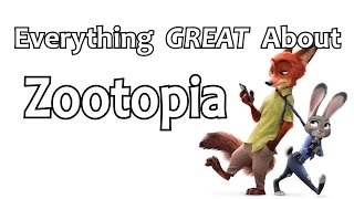Video Everything GREAT About Zootopia! MP3, 3GP, MP4, WEBM, AVI, FLV Januari 2019