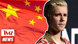 Justin Bieber's Banned from China for Bad Behavior SUBSCRIBE: http://po.st/TMZSubscribe About TMZ: TMZ has consistently been credited for breaking the ...