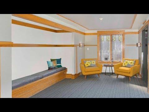 A 2-story 2-bedroom, 2-bath at Oak Park City Apartments