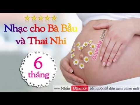 Nhạc cho Bà Bầu và Thai Nhi 6 tháng HAY NHẤT cho bé THÔNG MINH [GiupMe.com] - Thời lượng: 35:54.