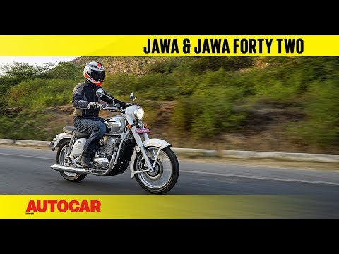 Download Jawa and Jawa Forty Two | First Ride Review | Autocar India HD Mp4 3GP Video and MP3