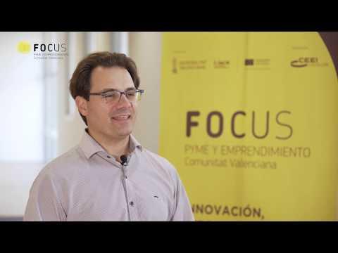 FOCUS Pyme Congreso Tech -Entrevista a José Miguel Bort, Eventscase